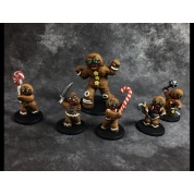 War in Christmas Village: Gingerbread Gang - EN