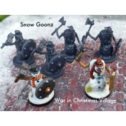 War in Christmas Village: Snow Goonz - EN