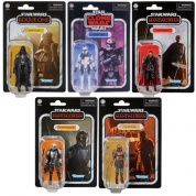 Hasbro Star Wars VINTAGE Figures Assortment (8) - Wave 4