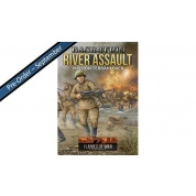 Flames Of War - Bagration River Assault Mission Terrain Pack - EN