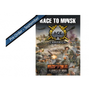 Flames Of War - Race for Minsk Ace Campaign Card Pack - EN
