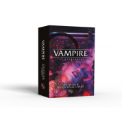 Vampire: The Masquerade, Discipline and Blood Magic Card Deck - EN