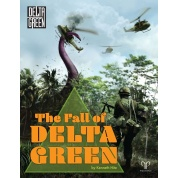 The Fall of Delta Green (Mythos RPG) - EN