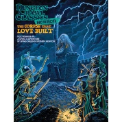 Dungeon Crawl Classics Horror #4 - The Corpse That Love Built - EN