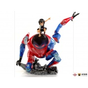Spider-Man: Into the Spider-Verse - Peni Parker & SP//dr Deluxe BDS Art Scale 1/10