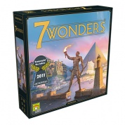 7 Wonders Grundspiel (neues Design) - DE