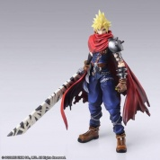 Final Fantasy Bring Arts - Cloud Strife Another Form Variant Square Enix Limited Version