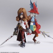 Final Fantasy IX Bring Arts - Freya Crescent & Beatrix