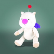 Final Fantasy Plush Moogle (2016)