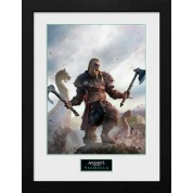 GBeye Collector Print - Assassins Creed Valhalla Gold Edition 30x40cm