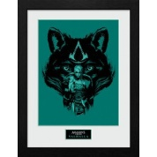 GBeye Collector Print - Assassins Creed Valhalla Wolf 30x40cm