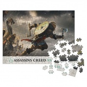 Assassin's Creed Valhalla: Fortress Assault Puzzle (1000)