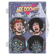 Bill and Ted Are Doomed Magnet 4-Pack