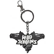 Bill and Ted Face the Music: Wyld Stallyns Keychain