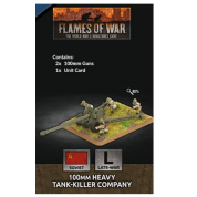 Flames of War Late War - 100mm BS-3 gun (x2)