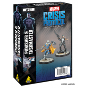 Marvel Crisis Protocol: Punisher and Taskmaster - EN