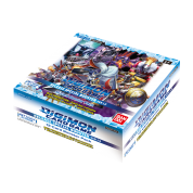 Digimon Card Game - Release Special Booster Display Ver.1.0 BT01-03 (24 Packs) - EN