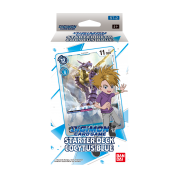 Digimon Card Game - Starter Deck Display Cocytus Blue ST-2 (6 Decks) - EN