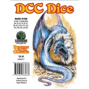 DCC Dice - Maned Wyrm