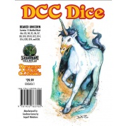 DCC Dice - Beaked Unicorn