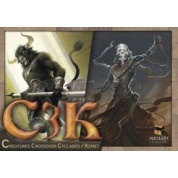C3K: Creatures Crossover Cyclades/Kemet - FR/EN/DE/NL/IT/CN