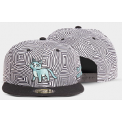 Rick and Morty - Cat Outer Space Snapback