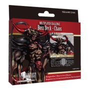 Final Fantasy TCG - Multiplayer Challenge Boss Deck Display (6 Deck) - Chaos - EN