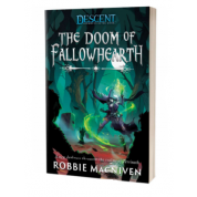 Descent: Legends of the Dark The Doom of Fallowhearth Novel - EN