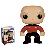 Funko POP! Star Trek the Next Generation - Captain Picard Vinyl Figure 4-inch