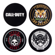Call of Duty - Badges - Coaster Set