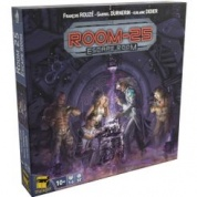 Room 25: Escape Room - FR/EN/NL/ES/JP/CNT