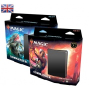 MTG - Commander Legends Commander Deck Display (6 Decks) - EN