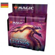 MTG - Commander Legends Collector Booster Display (12 Packs) - DE