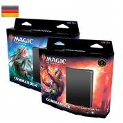MTG - Commander Legends Commander Deck Display (6 Decks) - DE