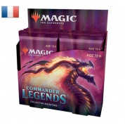 MTG - Commander Legends Collector Booster Display (12 Packs) - FR
