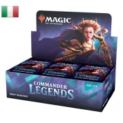 MTG - Commander Legends Draft Booster Display (24 Packs) - IT