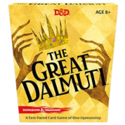 The Great Dalmuti: Dungeons & Dragons Deck Display (8 Decks) - EN