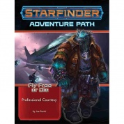 Starfinder Adventure Path: Professional Courtesy (Fly Free or Die 3 of 6) - EN