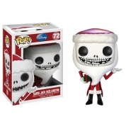 Disney POP! Nightmare Before Christmas SANTA JACK 10cm Vinyl