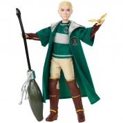 Harry Potter Quidditch Draco Malfoy Puppe