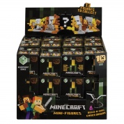 Minecraft Mini-Figuren Sortiment im Thekendisplay (36)