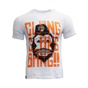 Official Call of Duty Monkey Bomb Clang Clang Bang!! T-Shirt - S
