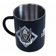 Official COD Modern Warfare Factions Steel Mug