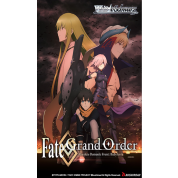 Weiß Schwarz - Booster Display: Fate/Grand Order 100 (20 Packs) - EN