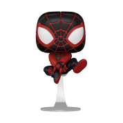 Funko POP! POP Games: Miles Morales - Bodega Cat Suit Vinyl Figure 10cm