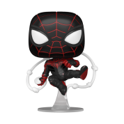 Funko POP! POP Games: Miles Morales - Advanced Tech Suit Vinyl Figure 10cm