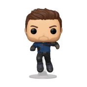 Funko POP! TFAWS - Winter Soldier Vinyl Figure 10cm