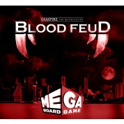 Vampire the Masquerade Blood Feud - The Mega Board Game - EN