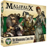 Malifaux 3rd Edition - McMourning Core Box - EN