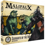Malifaux 3rd Edition - Servants of the Void - EN